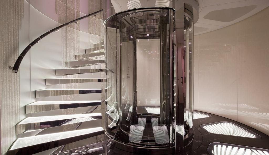 همه چیز درباره آسانسور شیشه ای