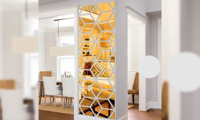 کاربرد شیشه دکوراتیو در طراحی دکوراسیون داخلی خانه