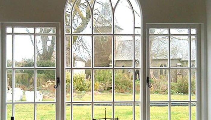 مزیت شیشه دکوراتیو در پنجره دوجداره